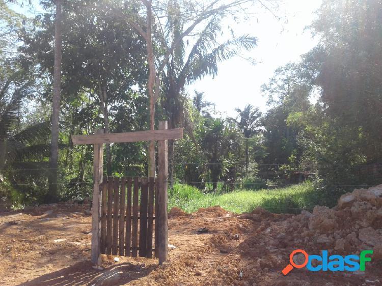 Vende se um terreno 9x30 no taruma perto do club do ASEEL otima localizacao Manus AM 1