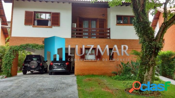 Casa condomínio alto padrão - horto do ipê