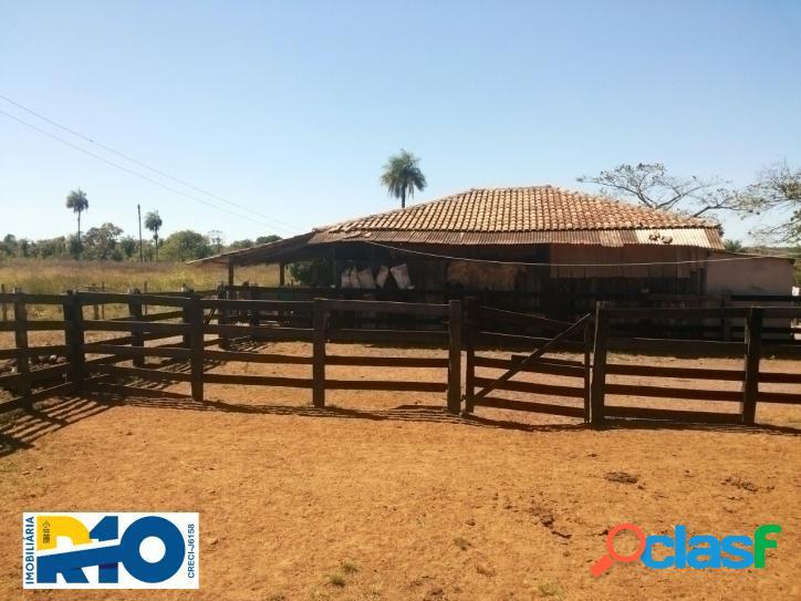 Fazenda a venda região de conceição do araguaia pa 2.282 ha, soja, gado