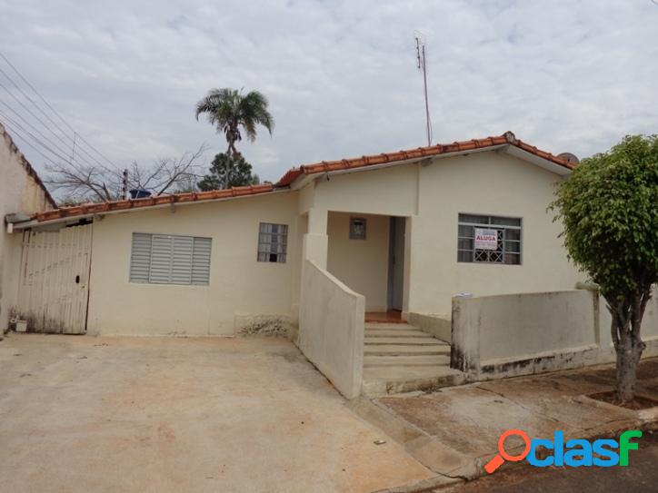Casa, 3 dormitórios, na vila tibiriça, piraju-sp.