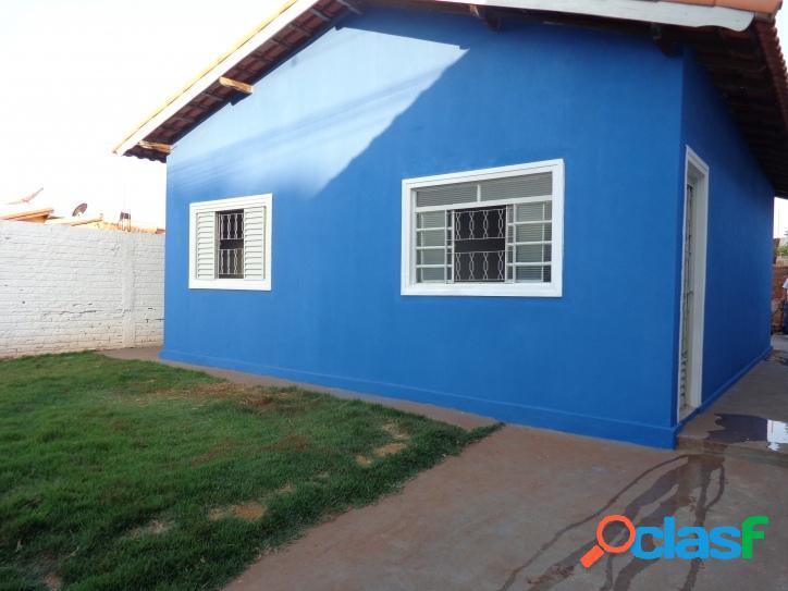 Casa, 2 dormitórios, 57 m², bairro monte belo em piraju-sp.