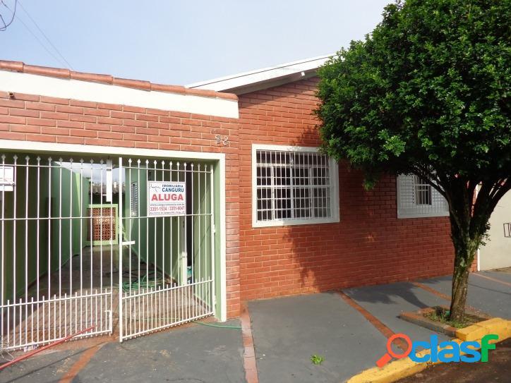 Casa, 2 dormitórios, no bairro jd. ana maria - piraju/sp