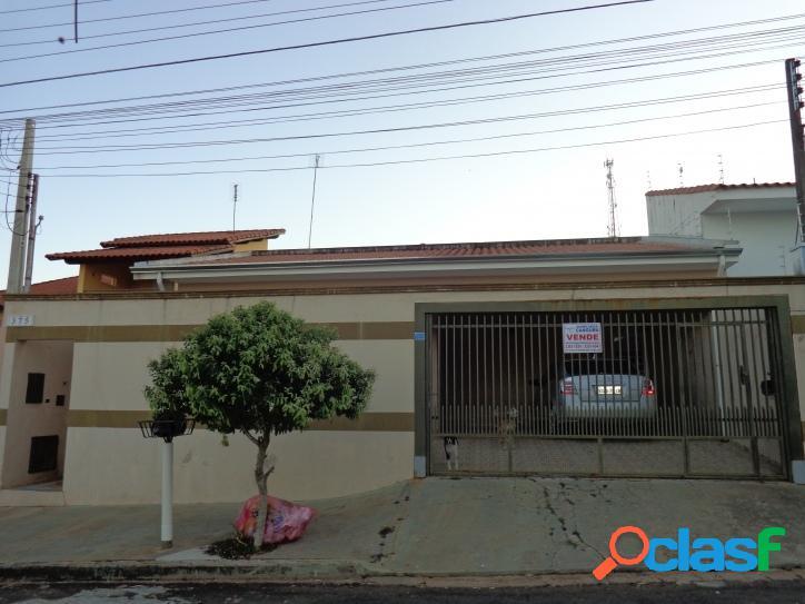 Casa, 5 dormitórios, 190 m², bairro jdim europa, piraju-sp.