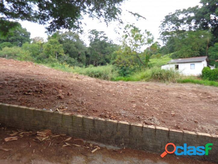 Terreno com 831 m², no bairro vila são josé, piraju-sp.