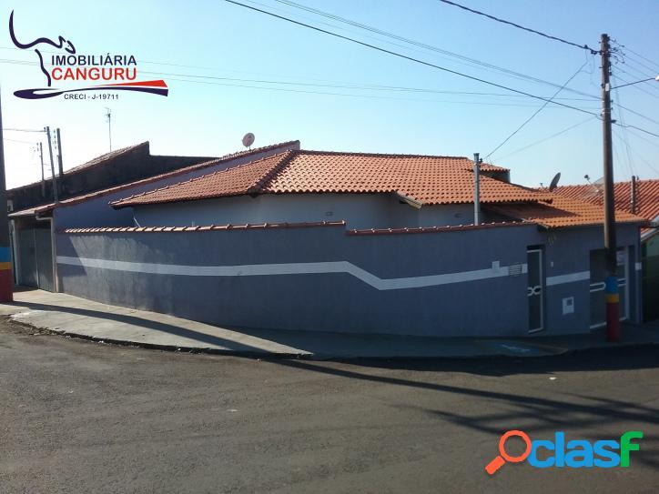 Casa, 3 dormitórios,103 m2, ana cristina - piraju - sp