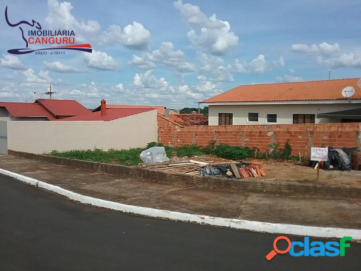 Terreno, 289 m2, ana carolina - piraju - sp