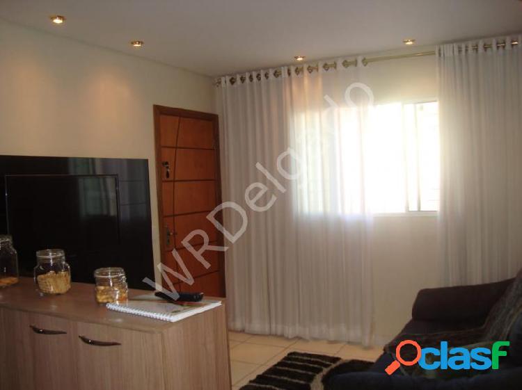 Apartamento com 2 dorms em santo andré - utinga por 265 mil à venda