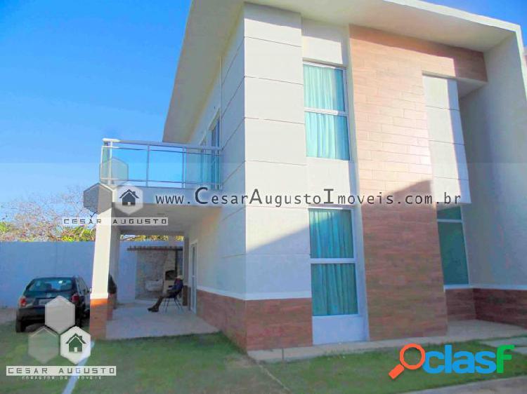 Bello village - Casa em Condomínio em Eusébio - Coaçu por 528.000,00 à venda