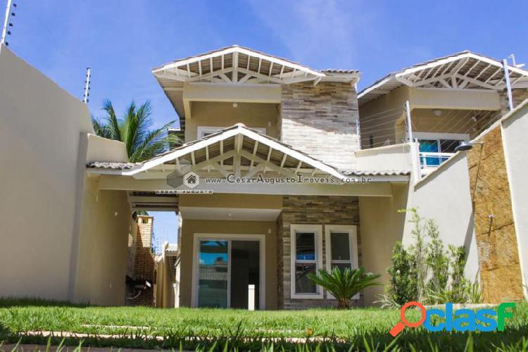 Residencial TM Mansões - Casa com 4 dorms em Fortaleza - Engenheiro Luciano Cavalcante por 600.000,00 à venda
