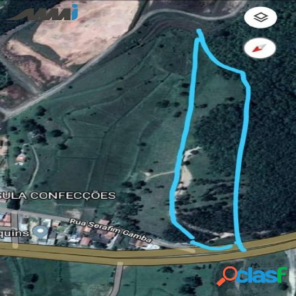 Terreno industrial - itajaí sc rodovia antônio heil