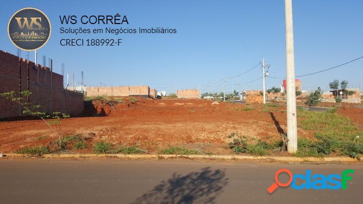 Terreno comercial/ residencial a venda - bairro terra azul - sbo