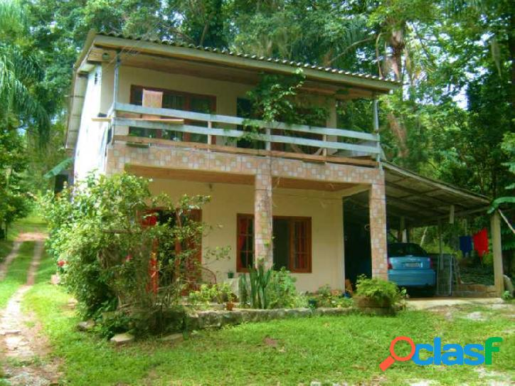 Excelente localização!!! 04 casa e terreno com 1.944,27m² florianópolis norte da ilha vargem do bom jesus