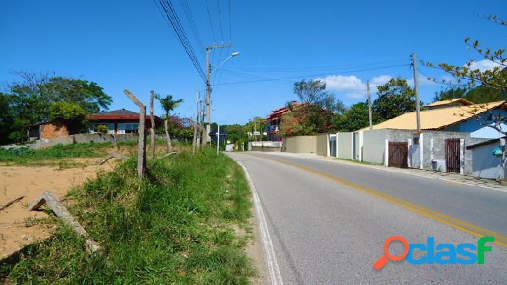 Excelente localização, terrenos de frente para a geral !!! florianópolis rio vermelho norte da ilha praia do moçambique.