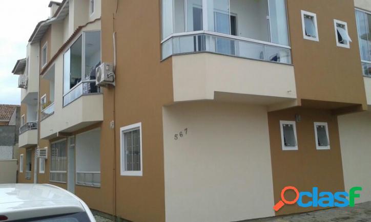 Apartamento a venda semi-mobiliado. ótimo padrão de construção e acabamento florianópolis norte da ilha praia dos ingleses