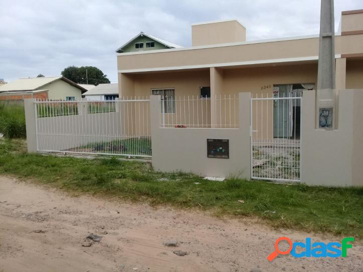 Casa nova a venda com três quartos (1 suíte). local alto, em acabamento florianópolis rio vermelho norte da ilha belíssima praia do moçambique.