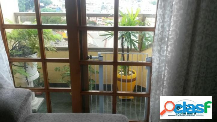 Apartamento 3 dorm. ed. pedico, centro bragança paulista
