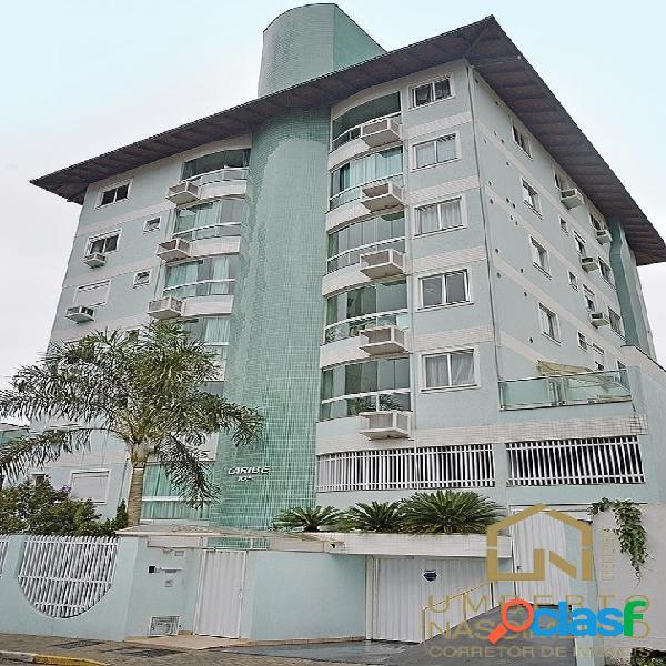 Apartamento mobiliado e equipado à venda no bairro vila nova em blumenau.