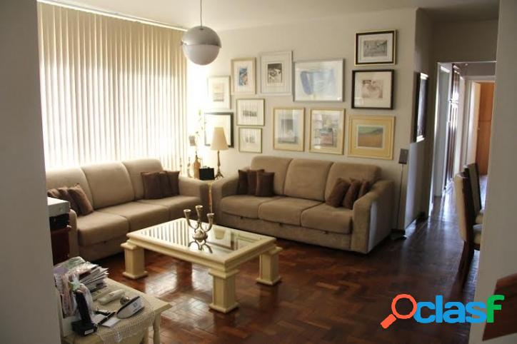 Apartamento /cobertura 3 dormitórios, 1 vaga. santa cecília.