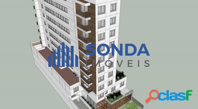 Apartamento 2 dormitórios com Suíte, 1 vaga, Petrópolis. 1