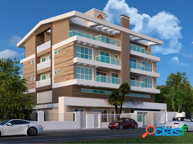 Apartamento com 2 dorms em bombinhas - canto grande por 630 mil à venda