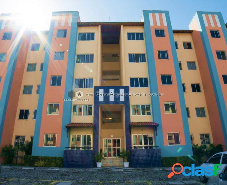 Condomínio Aimara - Apartamento com 2 dorms em Fortaleza - Messejana por 160.000,00 à venda