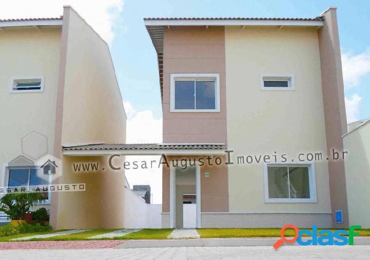 Condomínio Grand Essence - Casa em Condomínio em Eusébio - Guaribas por 574.900,00 à venda