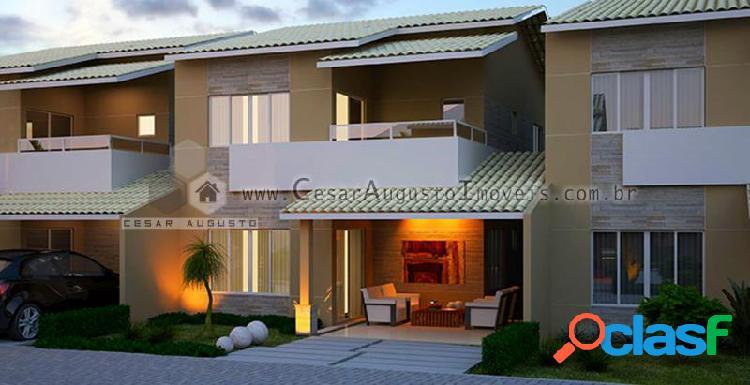 Condominio Monte Olimpo II - Casa em Condomínio em Fortaleza - Cidade dos Funcionários por 759.088,00 à venda