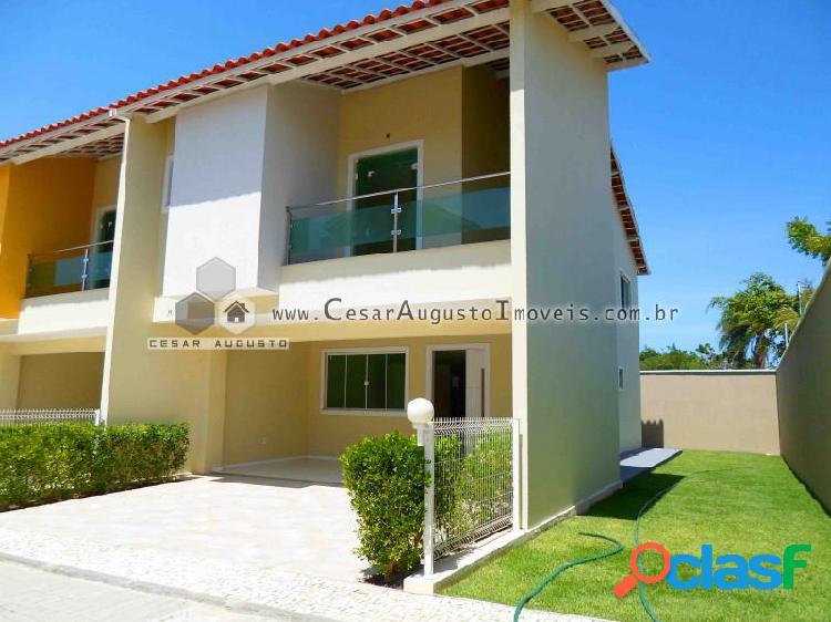 Condomínio Tropeá - Casa em Condomínio em Fortaleza - Messejana por 445.000,00 à venda