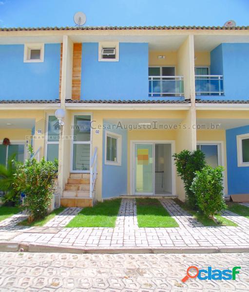Condominio Vivacity Ville - Casa em Condomínio em Fortaleza - Lagoa Redonda por 190.000,00 à venda