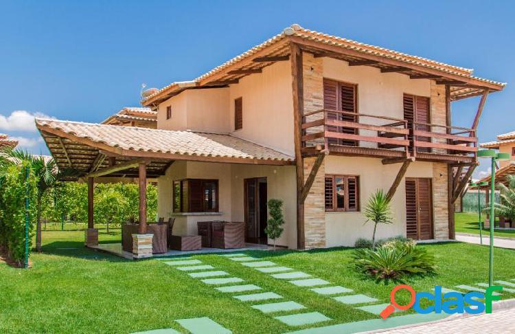 Dunas Village Cumbuco - Casa em Condomínio em Caucaia - Cumbuco por 480.000,00 à venda