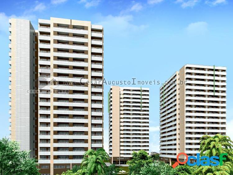 Portal Ávila - Apartamento com 4 dorms em Fortaleza - Parque Iracema por 403.323,74 à venda