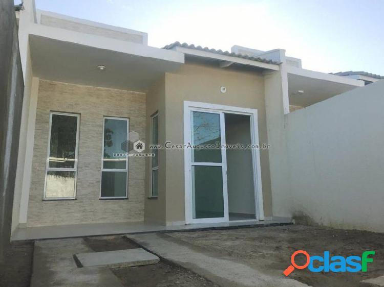 Residencial Solaris I - Casa com 2 dorms em Eusébio - Urucunema por 165.000,00 à venda