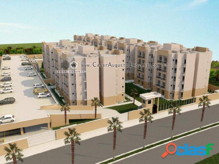 Vilage Leonardo da Vinci - Apartamento com 2 dorms em Fortaleza - Passaré por 158.405,13 à venda