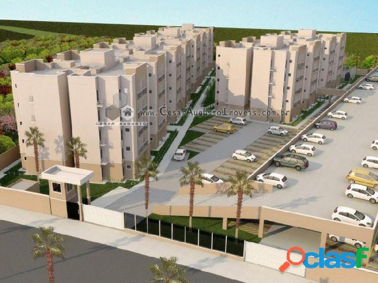 Vilage Pablo Picasso - Apartamento com 2 dorms em Fortaleza - Passaré por 164.660,00 à venda