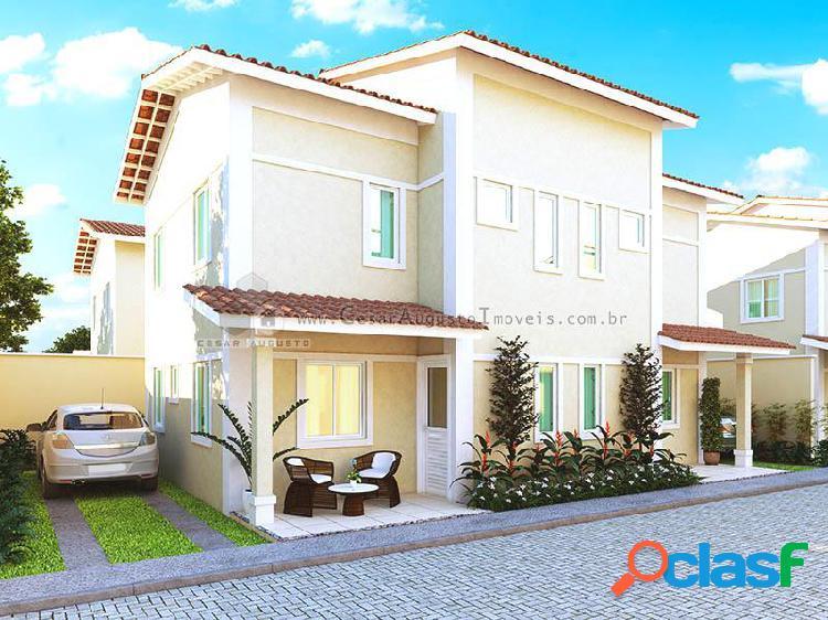 Villa Esplanada Duo - Casa em Condomínio em Caucaia - Curicaca por 150.000,00 à venda