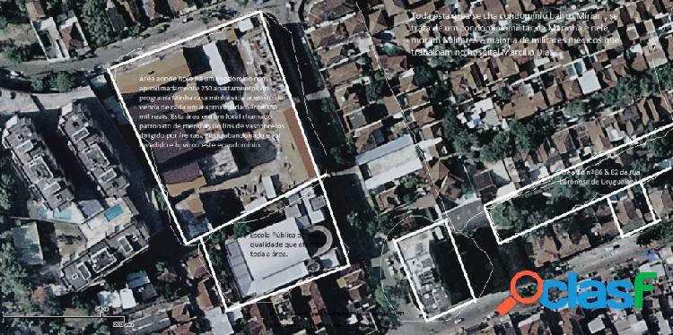 Terreno - venda - rio de janeiro - rj - lins de vasconcelos