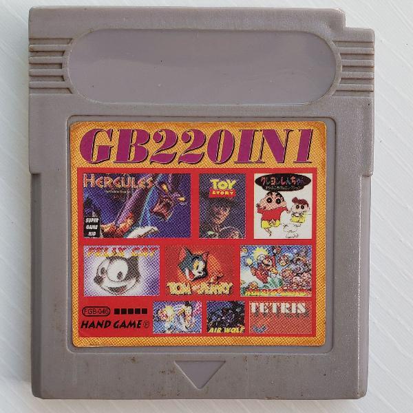 220 in 1 (jogo para game boy)