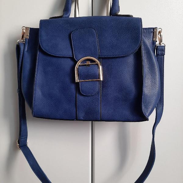 Bolsa azul transversal - darco