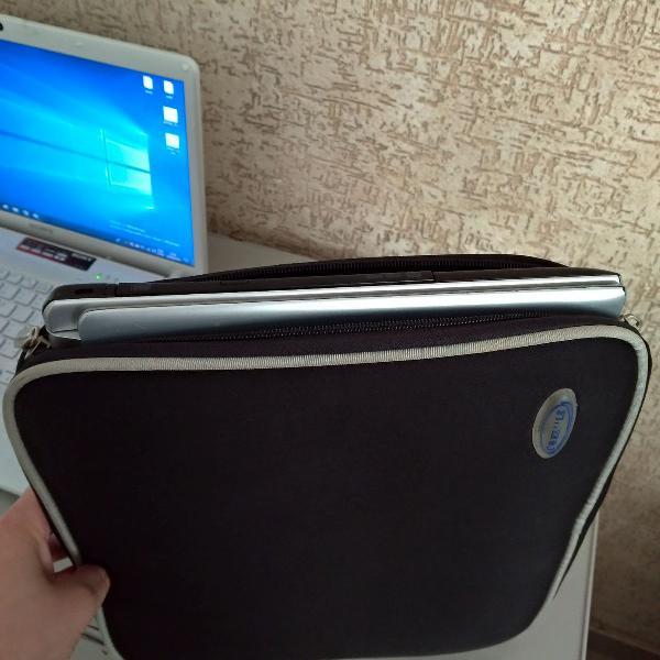 Capa case de proteção para notebook até 14 polegadas