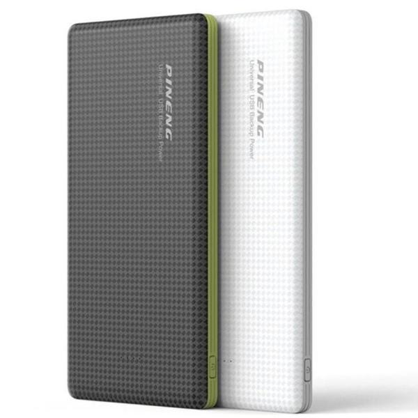 Bateria externa carregador portatil 10000mah samsung iphone