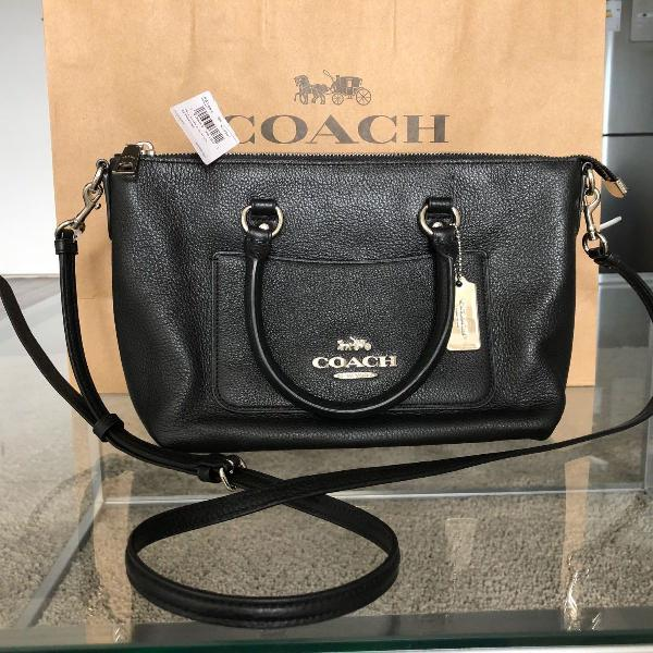 Bolsa coach nova - modelo ema satchel