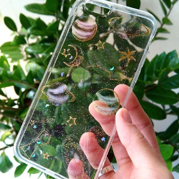 Case planetas iphone 8plus/7plus
