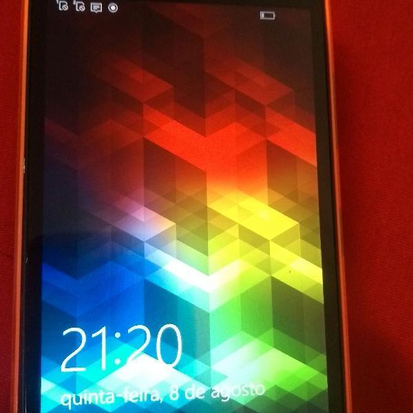 Celular nokia lumia 640