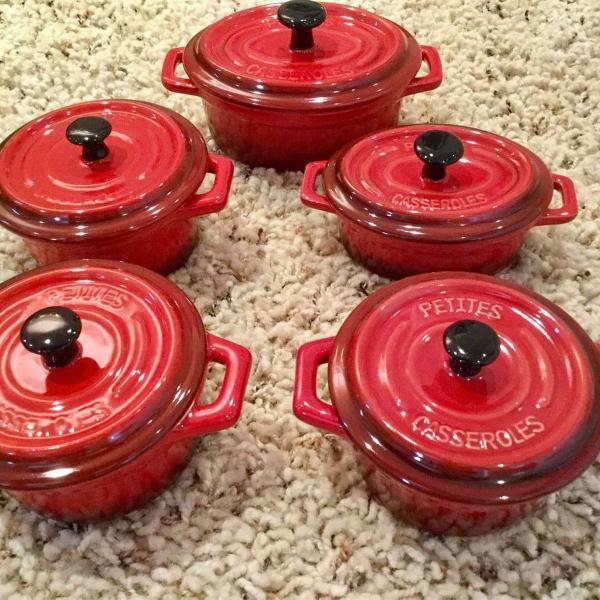 Conjunto petit casseroles