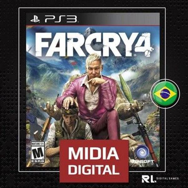 far cry 4 - ps3 psn