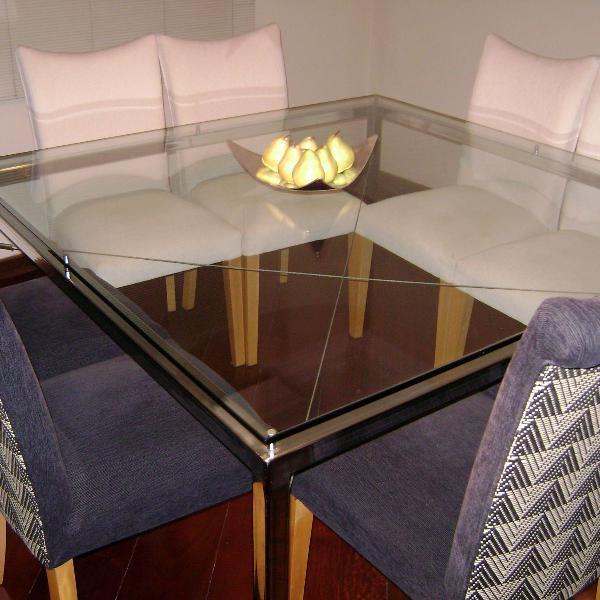 Mesa de oito lugares da artefacto (somente a mesa)