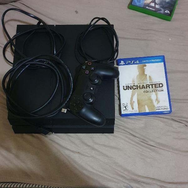 Playstation 4 fat 500gb [usado]