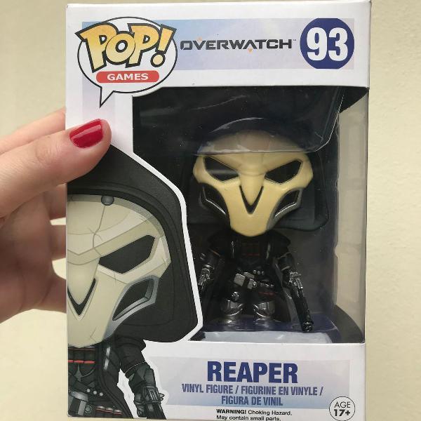 Pop funko overwatch reaper
