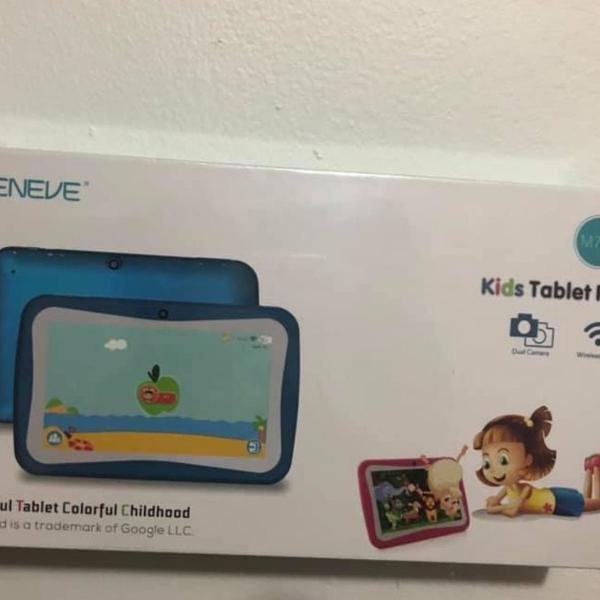 Tablet infantil novo