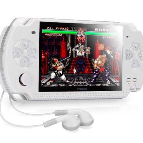 Video game portátil vários jogos nintendo sega nes gba mp3